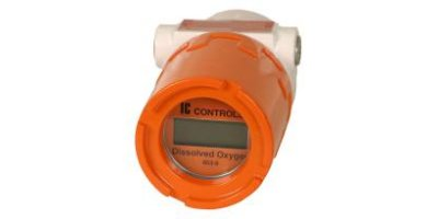 IC Controls - Model 853-9 - Two-Wire ppm Dissolved Oxygen Transmitter, Explosion Proof