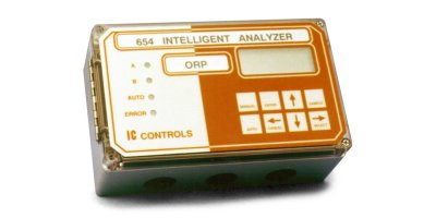 IC Controls - Model 654 - ORP Intelligent Analyzer