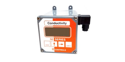 IC Controls - Model 450 - Economical Two-Wire Conductivity Transmitter