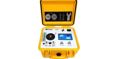 Model AT-2040 - Vibration Sensor Test Set