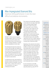 Diamond - Model IRev - Impregnated Drill Bits Brochure