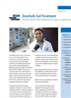 ZoneSafe Gel Treatment Services Brochure