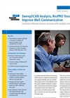 SweepSCAN Well Communication Analysis Service- Brochure
