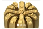 Diamond - Model IRev - Impregnated Drill Bits