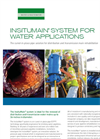 InsituMain - Cured-in-Place Pipe (CIPP) Brochure