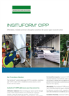 Insituform - Cured-in-Place Pipe (CIPP) Brochure