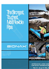 Bionax - PVCO - Molecularly-Enhanced PVC Pipe – Brochure