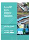 IPEX - Brute and Fusible Series PVC Pipes Brochure