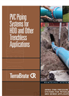 TerraBrute - CR - Engineered for Horizontal Directional Drilling – Brochure
