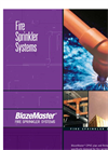 BlazeMaster - Standard in Fire Sprinkler Systems – Brochure