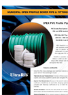 IPEX PVC Profile Pipe – Ultra-Rib Brochure