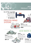 Industrial Product Overview Brochure