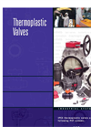 Thermoplastic Valves Brochure