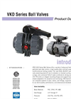 VKD Valves Products Data Sheet