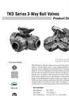 TKD Valves PRODUCT Data Sheet