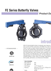 FE Valves PRODUCT Data Sheet
