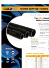 IPEX - Gold901 - Water Service Copper Tube - Brochure