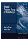 Pressure Piping Systems Technical Manual