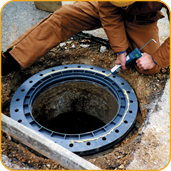 IPEX LifeSaver - Manhole & Catch Basin Adjustment Systems