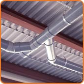 System 15  and System XFR - Complete Drainage Systems For Noncombustible Buildings