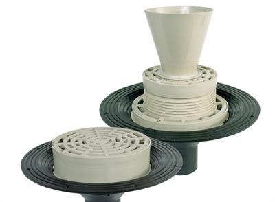 IPEX Floway - Industrial - Acid Waste Systems - Polypropylene Floor