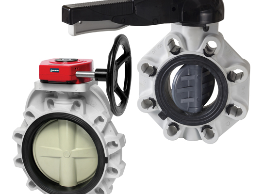 IPEX - Model FK Series - Butterfly Valve