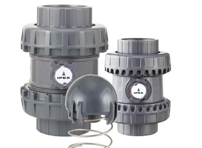 IPEX - Model SSE Series - Spring Assisted Check Valve