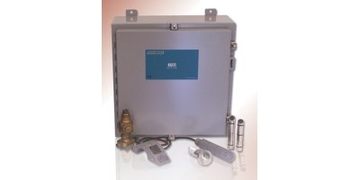 Accusonic - Model 7700 - Networked Flowmeter System