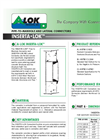 Inserta-LOK - Flexible Pipe to Manhole Connector Brochure
