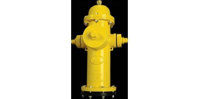 American-Darling - Model B-84-B-5 - Fire Hydrants