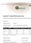 AquaCure - Coated Felt Inversion Liner Brochure