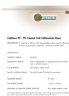 CalHose - PI - PU Coated Felt Calibration Hose Brochure