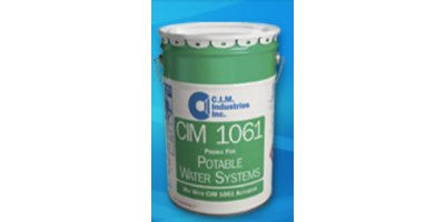 CIM - Model 1061 - Two Component High Performance Coating and Lining