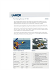 Lamor LFF 100 Free Floating Skimmer - Technical Specification