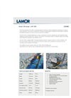 LAS 125 Arctic Skimmer Oil Recovery System - Technical Specifications