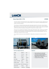 Lamor HSR H-series Heavy Boom Reels - Technical Specification