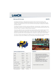 Lamor Minimax 25 Skimmer - Technical Specifications