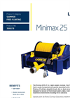 Lamor - Model Minimax 25 - Oil Skimmer - Brochure
