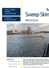 Lamor MOS 50 Sweep Skimmer - Brochure