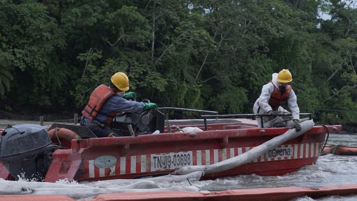 Lamor cleans up environmental incidents in Latin America despite COVID-19 challenges