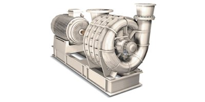 Model 08 Series - Reliable Blowers for Air & Gas