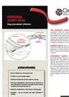 Internal Joint Seal Brochure