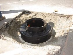 Cretex Pro-Ring - Manhole Grade Adjustment System by Cretex
