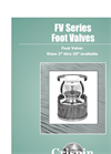 Crispin - FV Series - Foot Valve Brochure