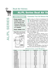Dual Air Valves AL/PL Series- Brochure