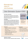 Odor Elimination System (OES) Brochure