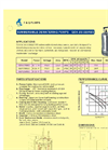 Model QDXBS - Submersible Stainless Steel Pump Brochure