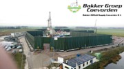 Bakker Oilfield Supply Coevorden B.V. finishes prestigious Soundwall project TAQA Bergermeer
