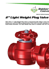 Light Weight Plug Valves Brochure