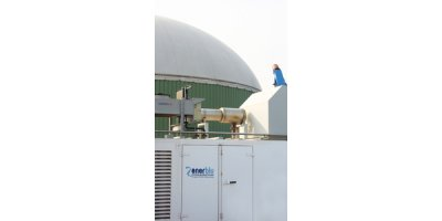 Model REC2 100 BIO - DW - Biogas Power Machines